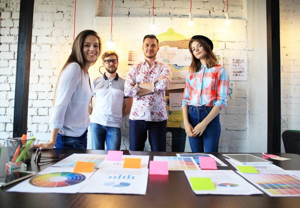 branding team