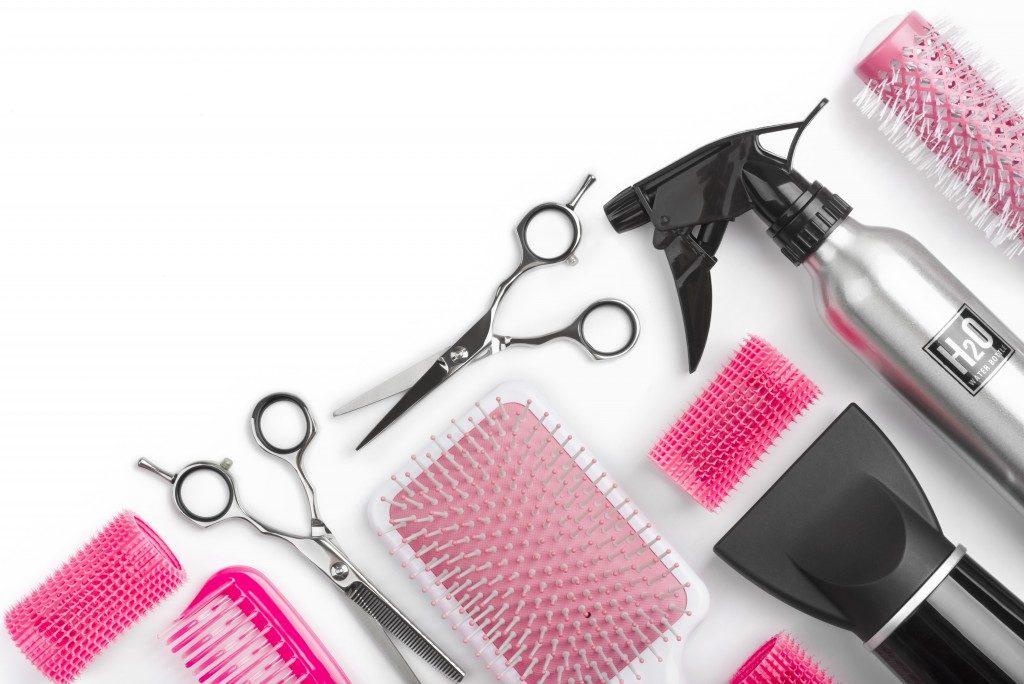 hair styling essentials