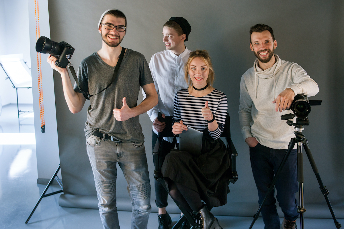 photography team