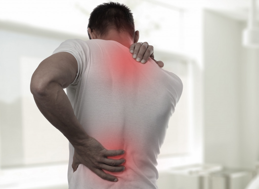 neck and backpain